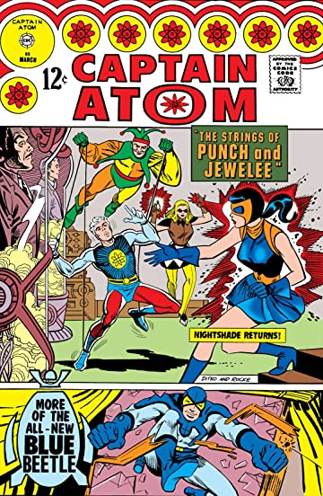 Captain Atom (1965-1967) #85