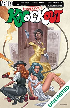 Codename: Knockout (2001-2003) #13