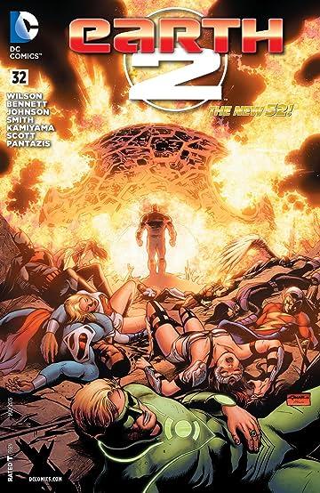 Earth 2 (2012-2015) #32