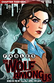 Fables: The Wolf Among Us #13