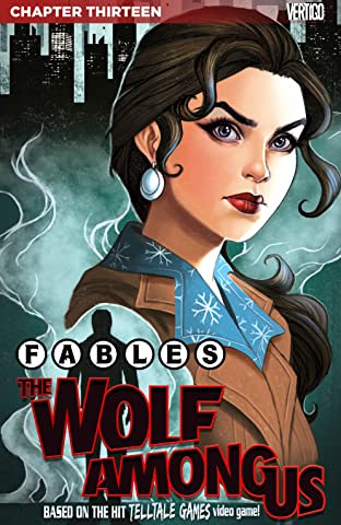 Fables: The Wolf Among Us No.13
