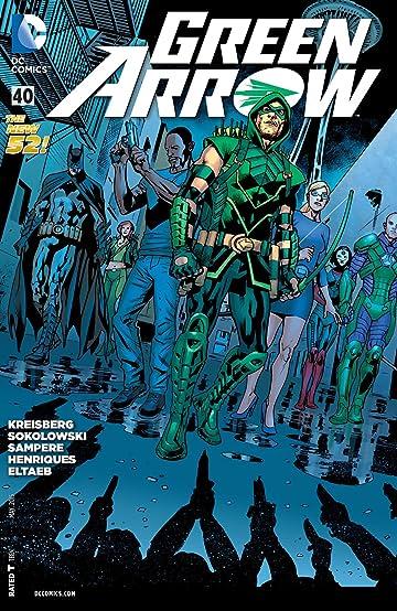 Green Arrow (2011-2016) #40