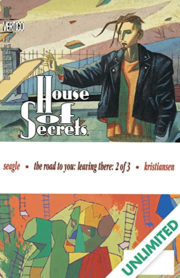 House of Secrets (1996-1998) #18