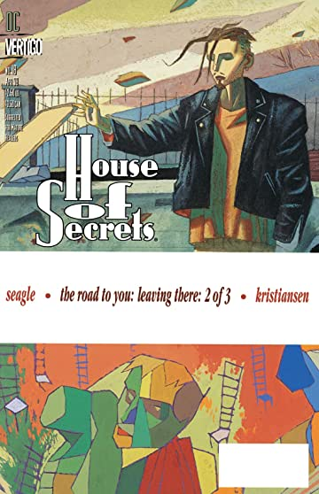 House of Secrets (1996-1998) No.18