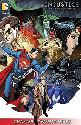 Injustice: Gods Among Us: Year Three (2014-2015) #23