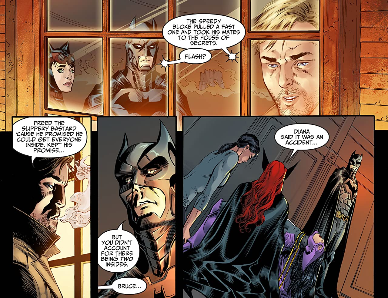 Injustice: Gods Among Us: Year Three (2014-2015) #23