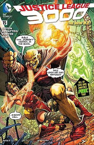 Justice League 3000 (2013-2015) #15