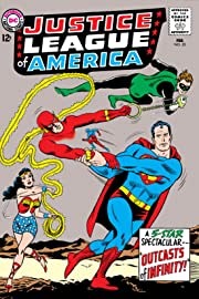 Justice League of America (1960-1987) #25