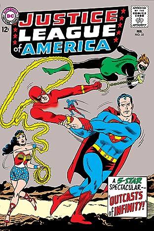 Justice League of America (1960-1987) #25