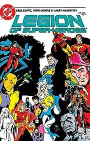 Legion of Super-Heroes (1984-1989) #9