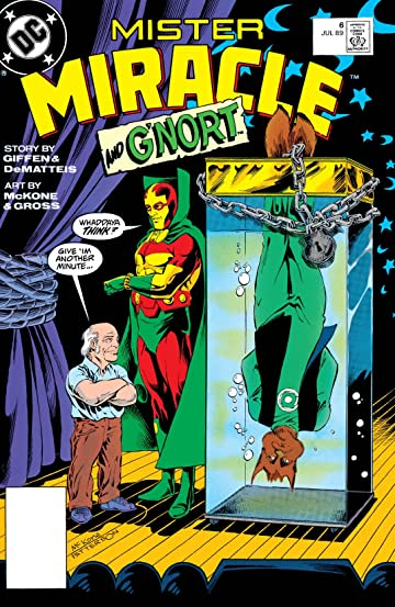 Mister Miracle (1989-1991) #6