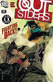 Outsiders (2003-2007) #35
