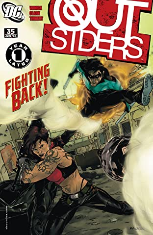 Outsiders (2003-2007) #35