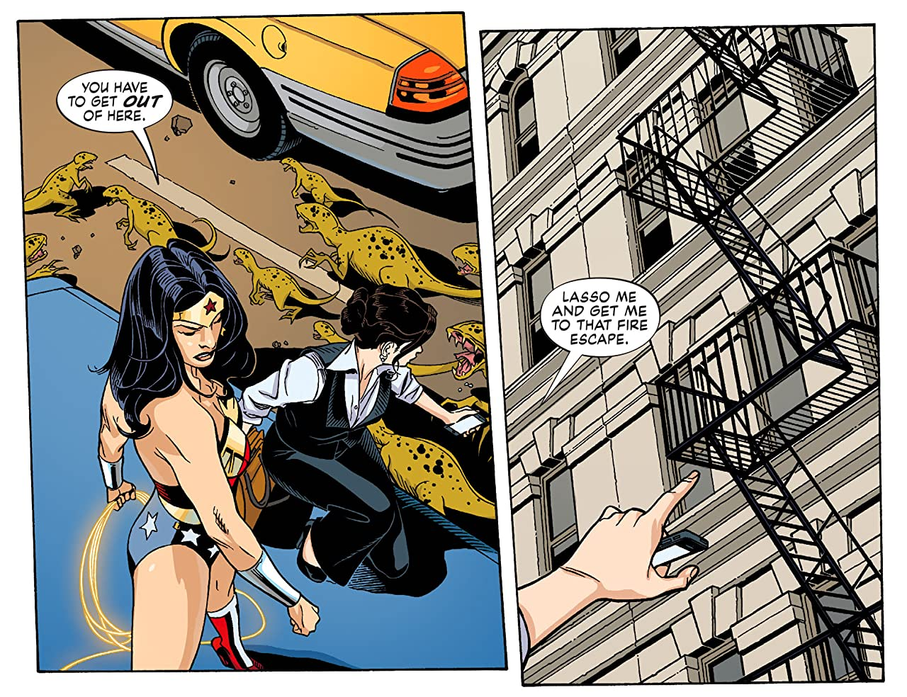Sensation Comics Featuring Wonder Woman (2014-2015) #27