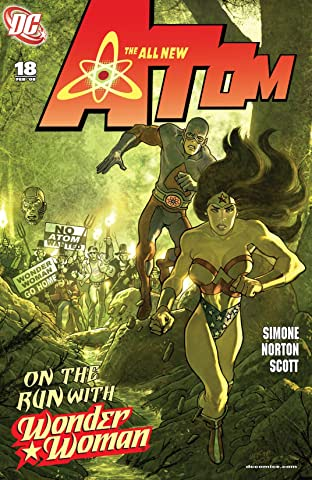 The All New Atom (2006-2008) #18