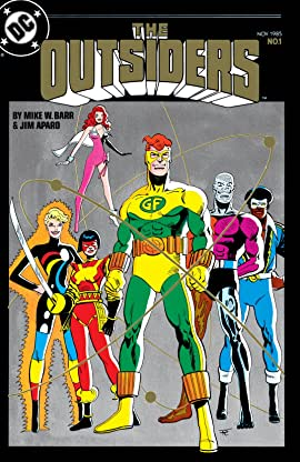 The Outsiders (1985-1988) #1