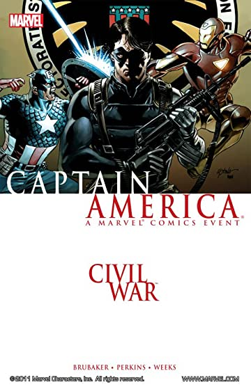 Civil War: Captain America