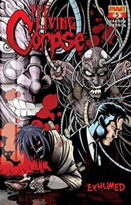 The Living Corpse: Exhumed #5 (of 6)
