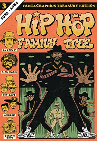 Hip Hop Family Tree Tome 3