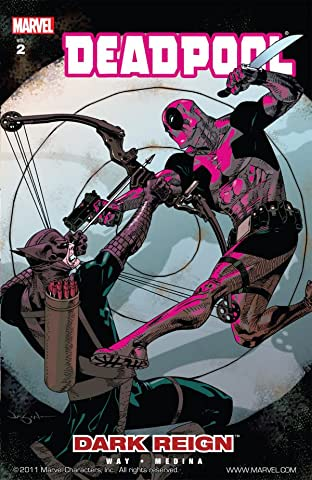 Deadpool Tome 2: Dark Reign