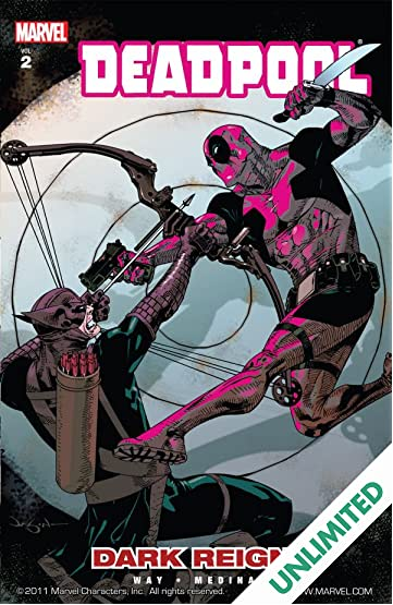 Deadpool Vol. 2: Dark Reign
