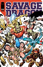 Savage Dragon #202
