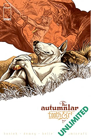 The Autumnlands #4