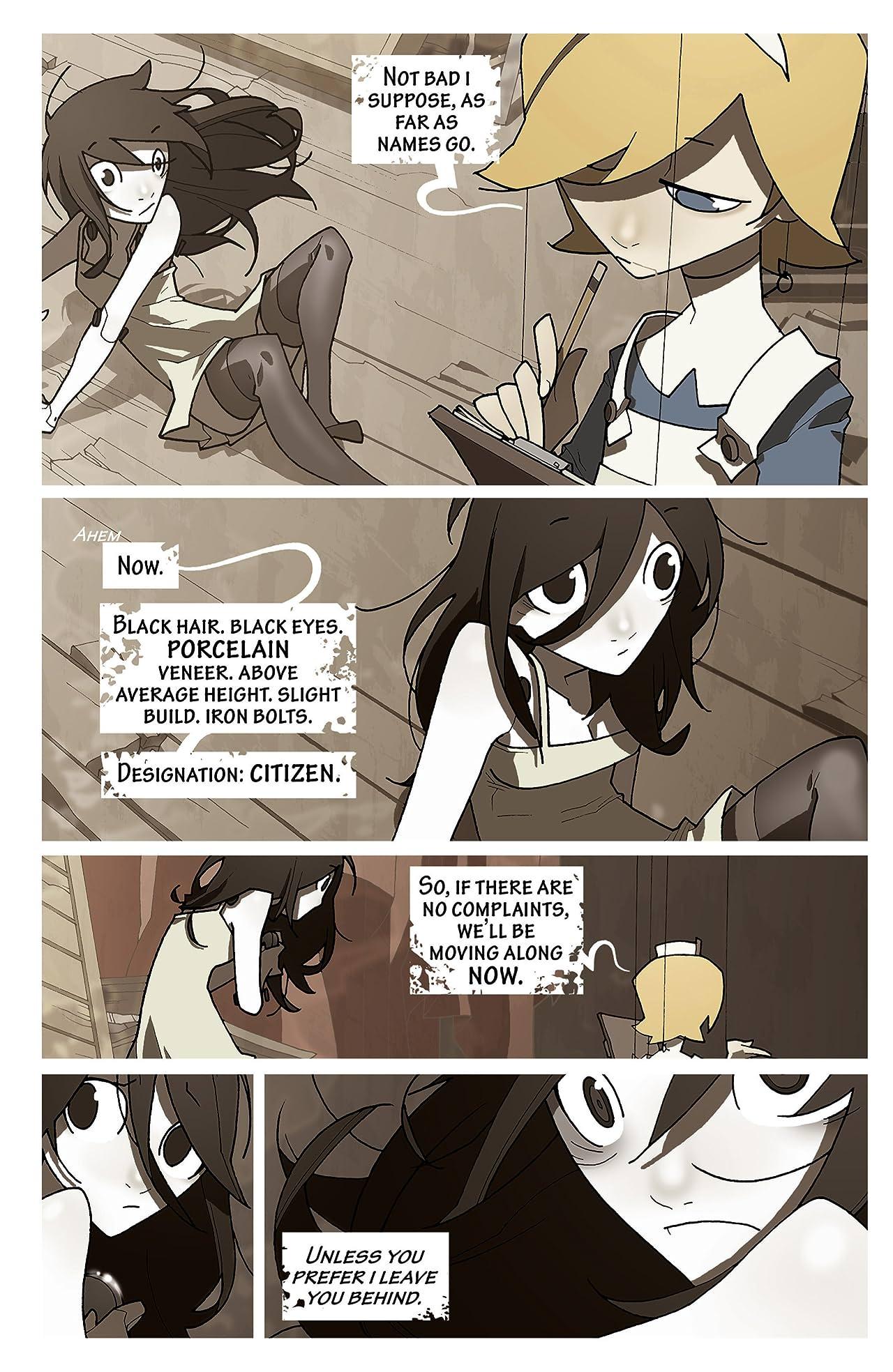 Hinges Vol. 1: Clockwork City