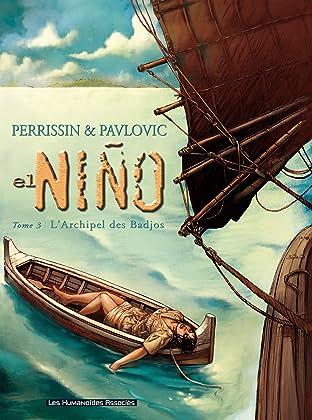 El Niño Vol. 3: L'Archipel des Badjos