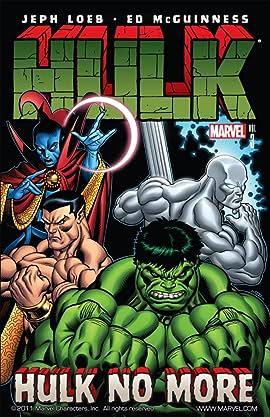 Hulk Vol. 3: Hulk No More