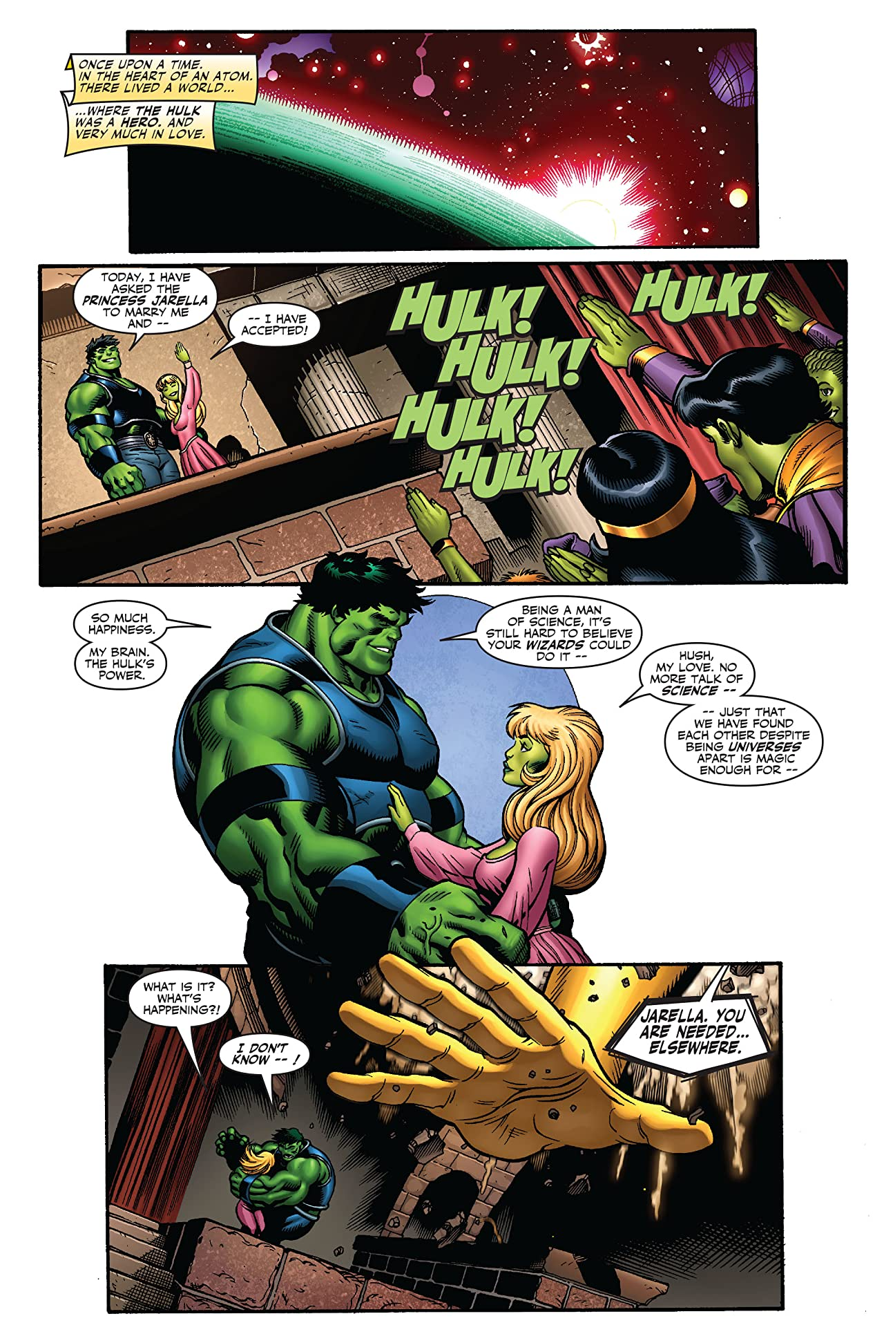 Hulk Vol. 3: Hulk No More