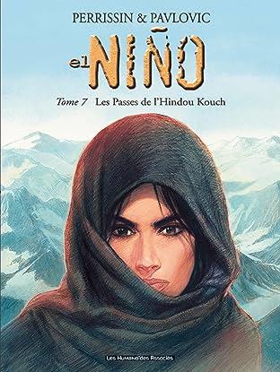 El Niño Tome 7: Les Passes de l'Hindou Kouch