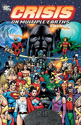 Crisis on Multiple Earths Tome 5
