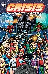 Crisis on Multiple Earths Vol. 5