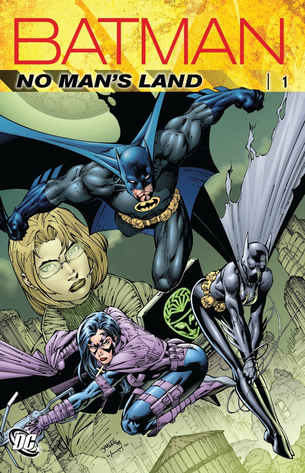 Batman: No Man's Land Tome 1: New Edition