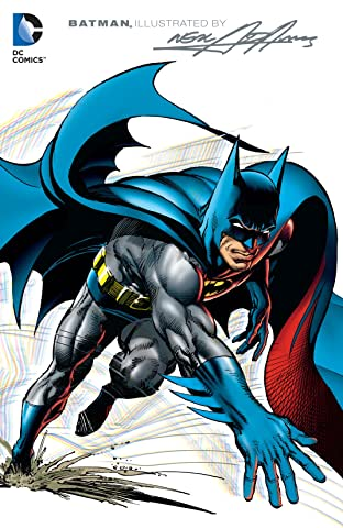 Batman: Illustrated by Neal Adams Tome 1