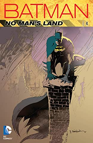 Batman: No Man's Land COMIC_VOLUME_ABBREVIATION 4