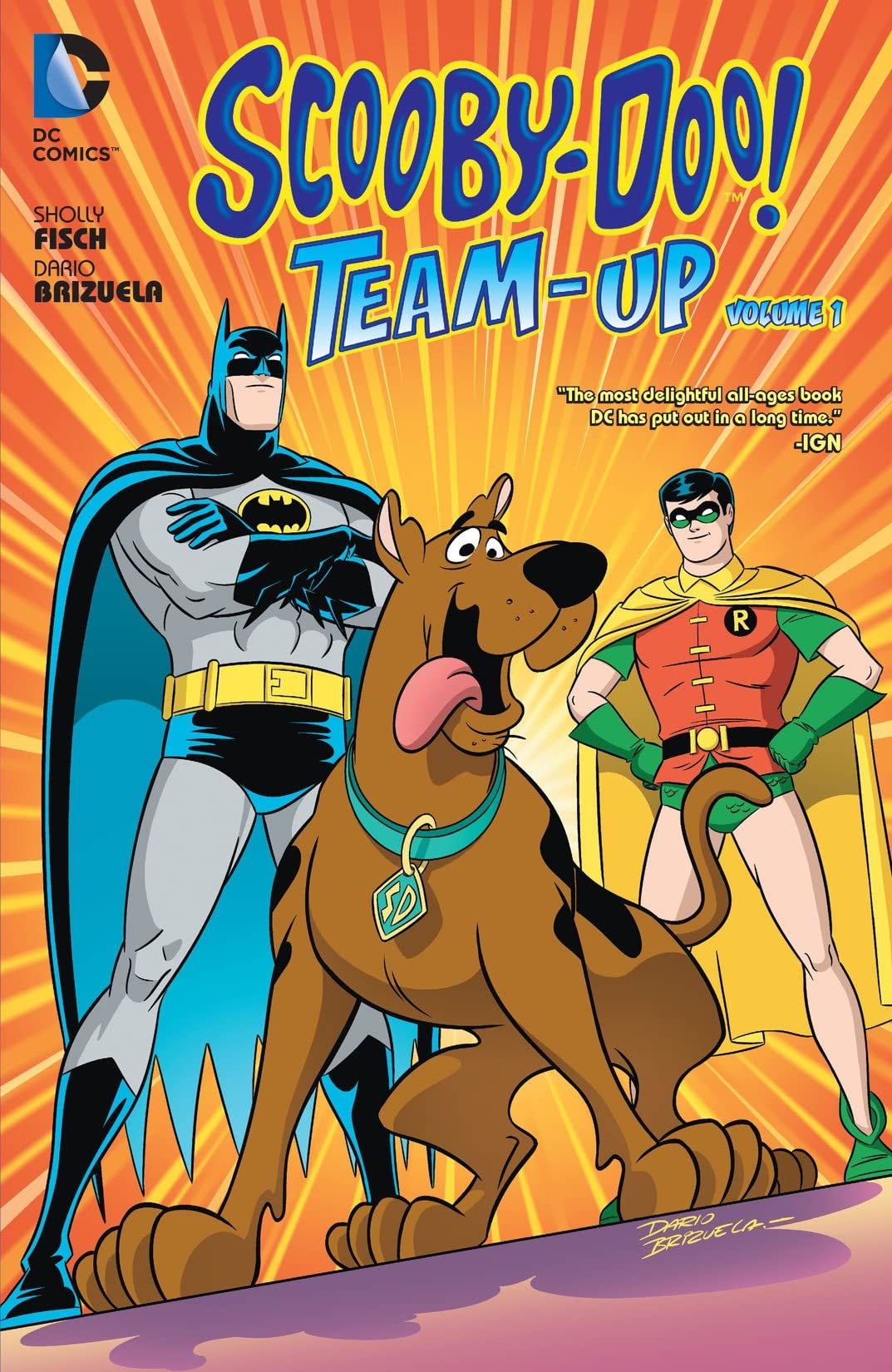 Scooby-Doo Team-Up (2013-) Vol. 1