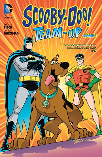 Scooby-Doo Team-Up (2013-) Tome 1