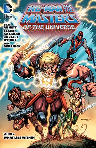 He-Man and the Masters of the Universe (2013-2014) Tome 4: What Lies Within