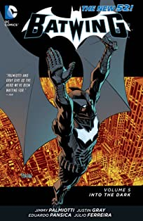Batwing (2011-2014) Vol. 5: Into the Dark