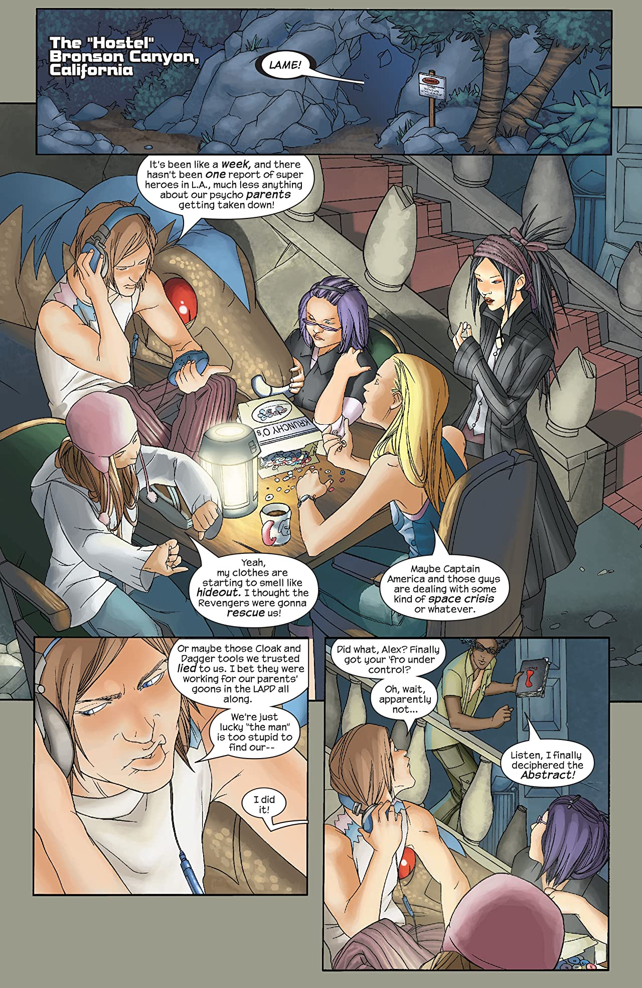 Runaways Vol. 3: The Good Die Young