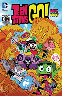 Teen Titans Go! (2013-) Tome 1: Party, Party!