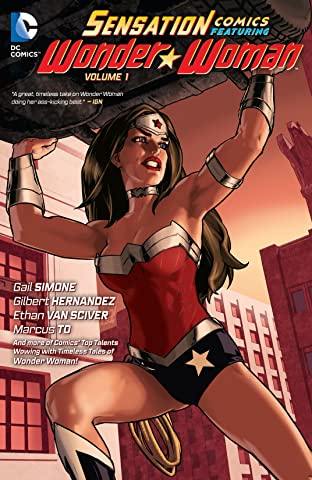 Sensation Comics Featuring Wonder Woman (2014-2015) Vol. 1