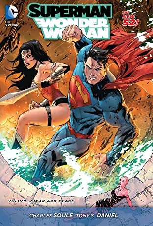 Superman/Wonder Woman (2013-2016) Vol. 2: War and Peace