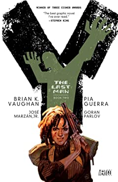 Y: The Last Man: Book Two