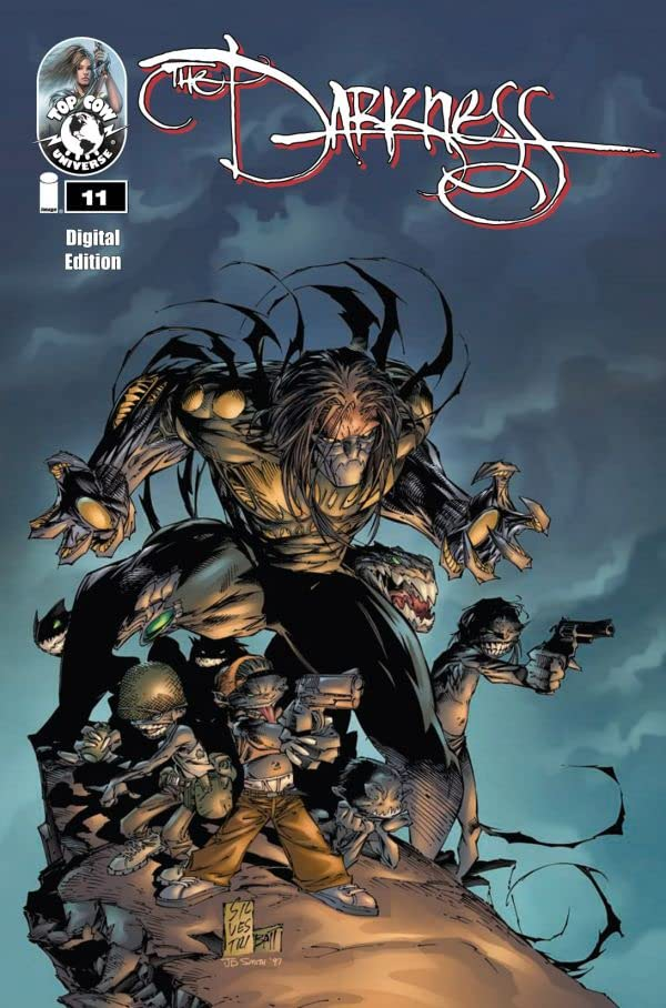 The Darkness #11
