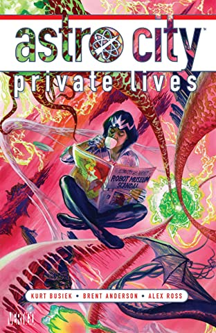 Astro City (2013-2018) Vol. 11: Private Lives