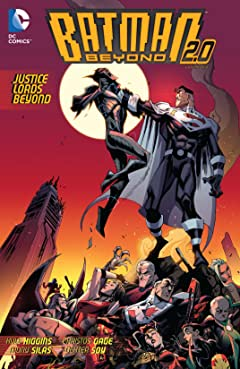 Batman Beyond 2.0 (2013-2014) Vol. 2: Justice Lords Beyond