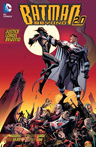 Batman Beyond 2.0 (2013-2014) Tome 2: Justice Lords Beyond
